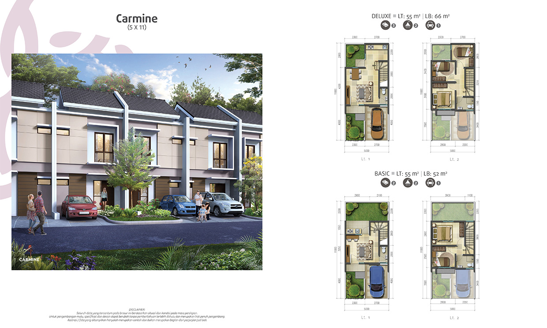 carmine-5x11