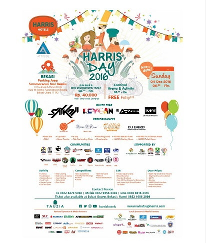 harris-day-2016-celebration-in-summarecon-bekasi