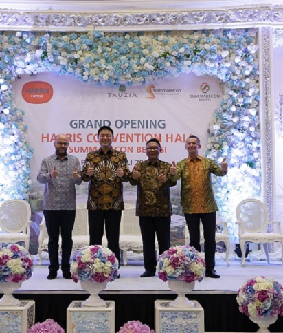 opening-of--harris-convention-hall-summarecon-bekasi