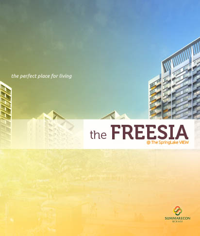 E-Brochure The Freesia