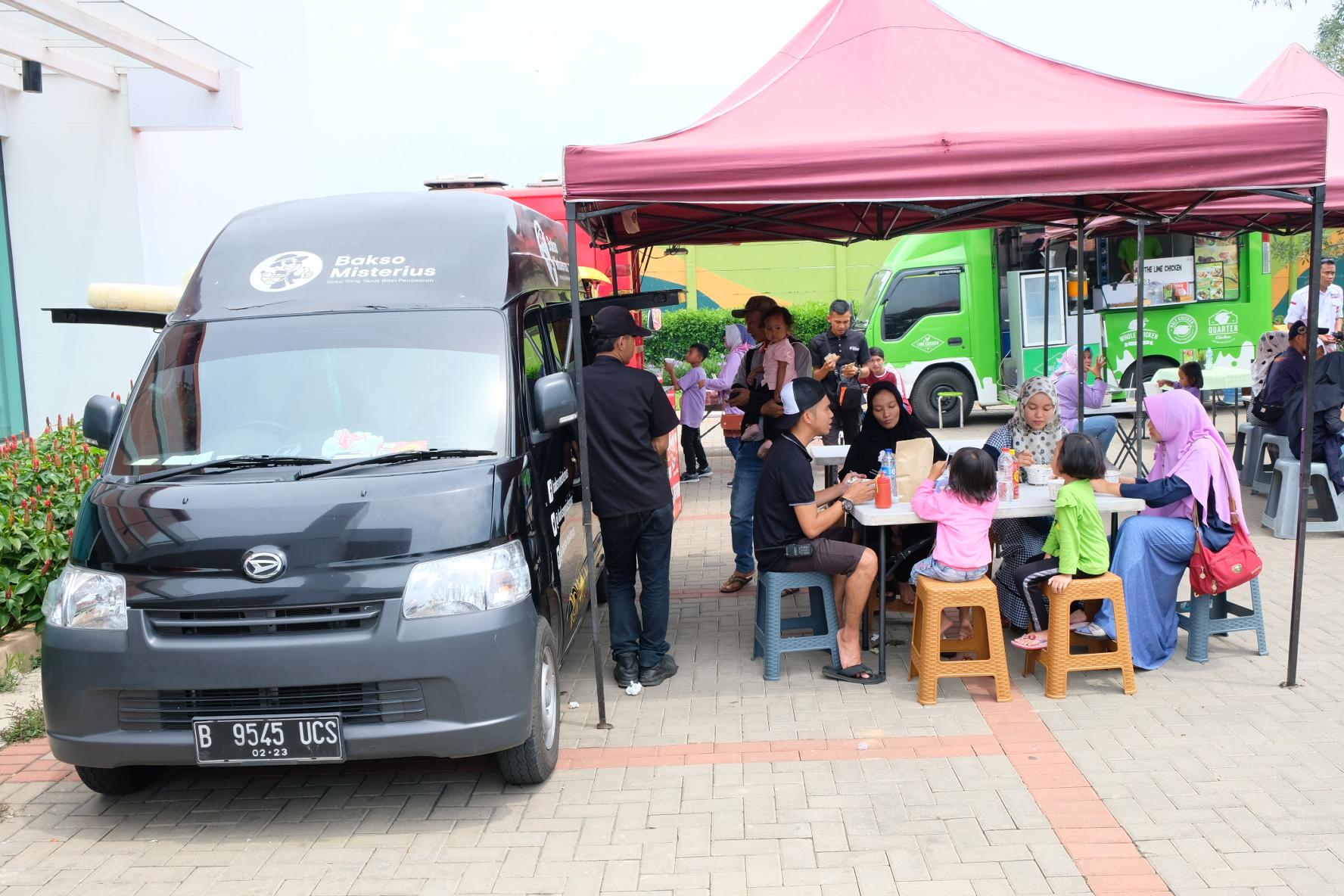 Serunya Bermain Bersama Keluarga Dalam Acara Family Fun Day di SEKAR