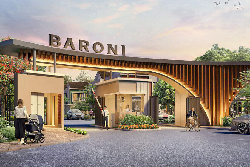 Facilities Baroni