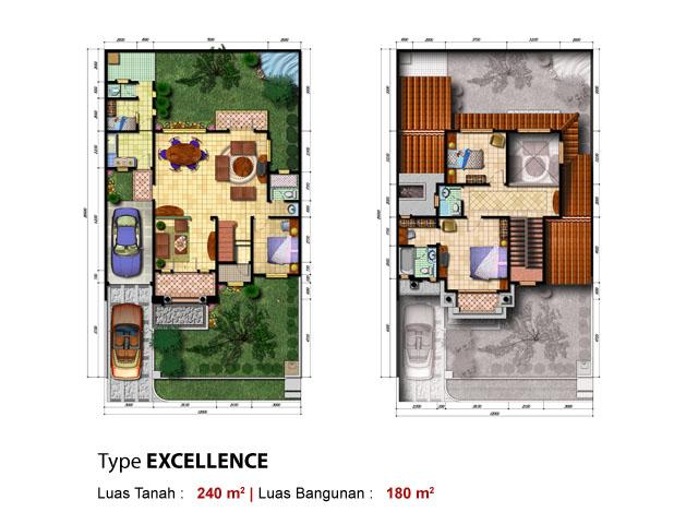 Type - Alexandrite Residence