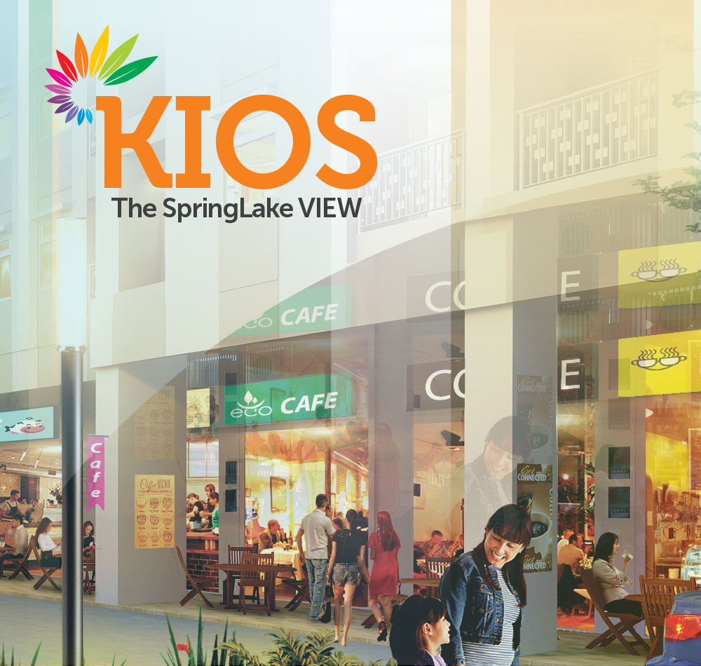 kios-the-springlake-view
